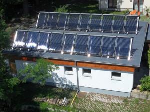 Ferienwohnungen Überm See in Caputh, Schwielowsee | Solartechnik
